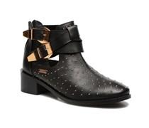 Angie Vintage Stiefeletten & Boots in schwarz
