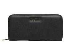 Isabeau Large zip around Portemonnaies & Clutches für Taschen in schwarz