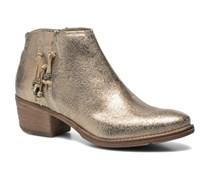 Monteria 2 Stiefeletten & Boots in goldinbronze
