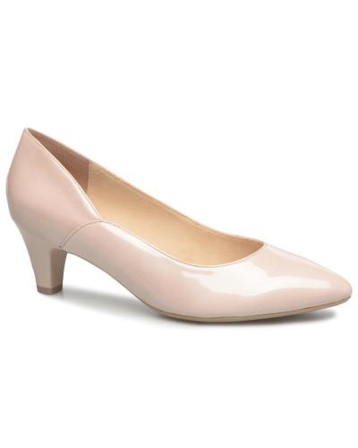 Caprice Damen Sarina Pumps in beige