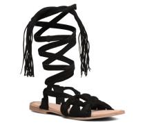 Aladina Sandalen in schwarz