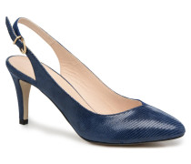 Elegante Pumps in blau