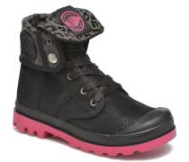 Baggy Fl K Stiefeletten & Boots in schwarz