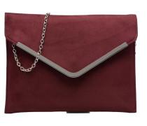 Pochette suédée M Mini Bags für Taschen in rot
