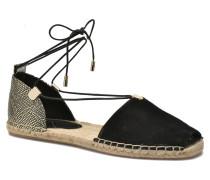 DELIAS Sandalen in schwarz