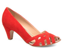Cordova Pumps in rot