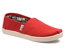 Canvas Classics Sneaker in rot