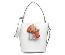 SOFIA TOP HANDLE BUCKET Handtaschen für Taschen in weiß