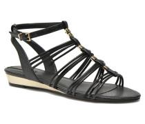 MAZIE Sandalen in schwarz