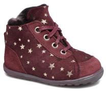 Minki Stiefeletten & Boots in lila