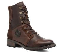 Duke Stiefeletten & Boots in braun
