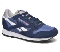 Classic Sport Clean Sneaker in blau