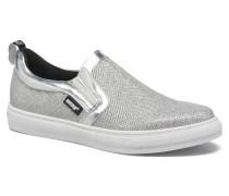 Tajin Sneaker in silber