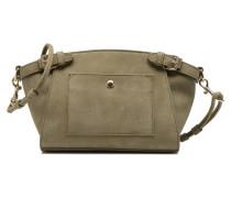 Eclipse Pochette cuir nubucké Handtaschen für Taschen in grün