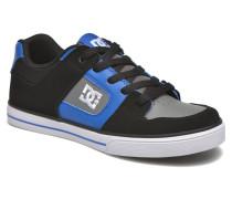 PURE B Sneaker in blau