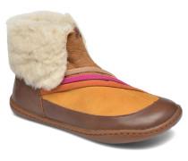 TWS Wool Stiefeletten & Boots in braun