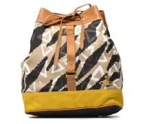 AFRICA PROJECT New Tiger triangle rucksack Rucksäcke für Taschen in mehrfarbig