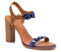 July Sandalen in blau