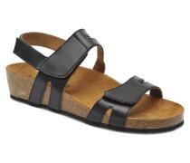 Kolyma Sandalen in schwarz