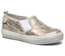 KRAKOTE Sneaker in silber
