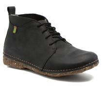 Ankor N974 Schnürschuhe in schwarz