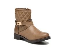 Alexa28526 Stiefeletten & Boots in beige