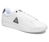 Courtcraft S LeainNylon Sneaker in weiß