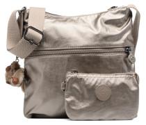 Zamor duo Handtaschen für Taschen in silber