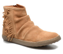 FALL BOOTS FRINGE Stiefeletten & Boots in braun