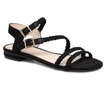 Lessi Sandalen in schwarz