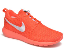 Roshe Nm Flyknit Sneaker in orange