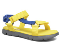 Mira E Sandalen in gelb
