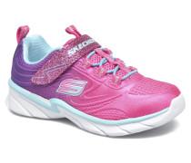Swirly Girl Shine Vibe Sneaker in rosa