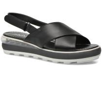Maolky Sandalen in schwarz
