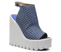BARCLAY Sandalen in blau