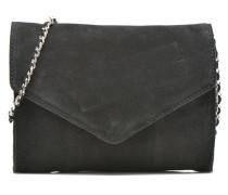 Malima Suede Cross Over Mini Bags für Taschen in schwarz