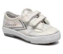 Fe Lo Glitter Easy Sneaker in silber