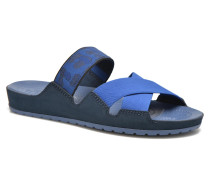 Anna Slide Clogs & Pantoletten in blau