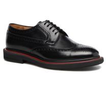Junior Schnürschuhe in schwarz