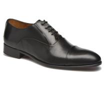 Norwood Schnürschuhe in schwarz