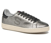 J.Connors Sneaker in silber