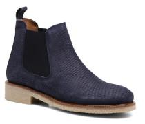 Boots semelle crepe Stiefeletten & in blau
