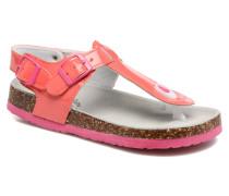 Bio Flip Flop Sandalen in rosa