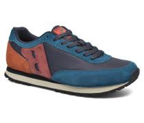 Running Nylon Sneaker in blau