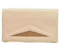 Kate Rock Portemonnaies & Clutches für Taschen in beige