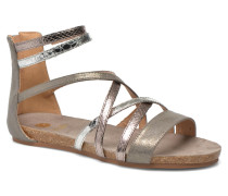 Louisana Sandalen in goldinbronze