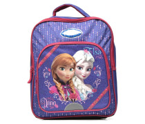 Sac à dos Reine des neiges Rucksäcke für Taschen in lila