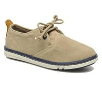 Hookset Handcrafted Ox Sneaker in beige