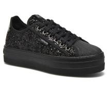 Deportivo Basket Glitter W Sneaker in schwarz
