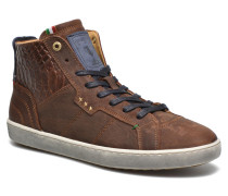 Montefino Mid Men Sneaker in braun